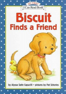 Biscuit finds a friend image cover