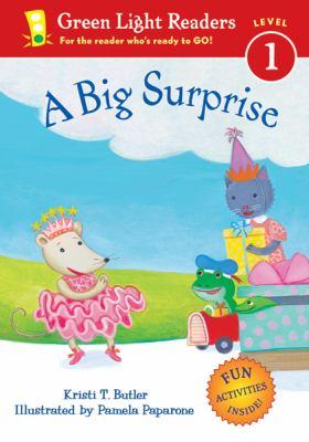 A big surprise image cover