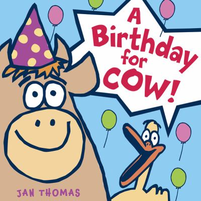 A Birthday for Cow!  image cover