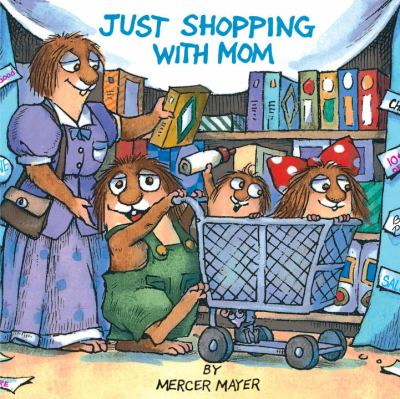 Just shopping with mom image cover