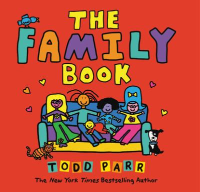The family book image cover