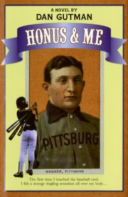 Honus and me image cover