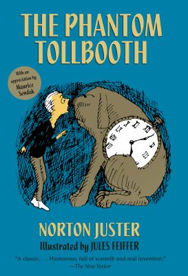 The Phantom Tollbooth image cover
