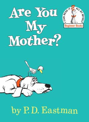 Are you my mother? image cover