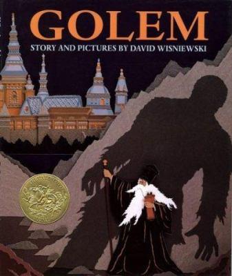 Golem image cover