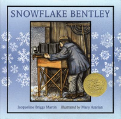 Snowflake Bentley image cover