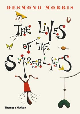 The Lives of the Surrealists image cover