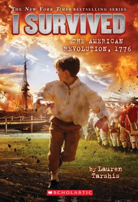 I survived the American Revolution, 1776 image cover