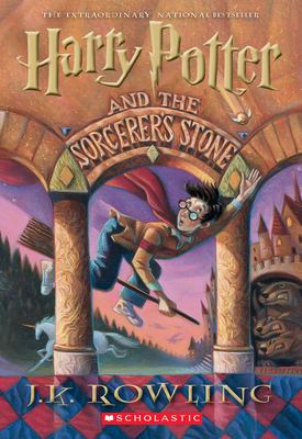 Harry Potter and the Sorcerer's Stone image cover