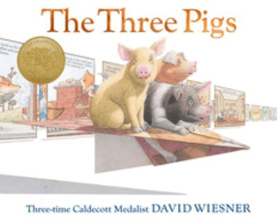 The Three Pigs image cover