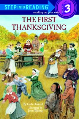 The first Thanksgiving image cover
