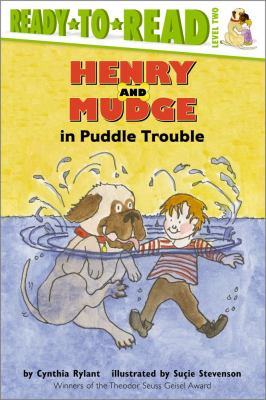 Henry and Mudge in puddle trouble : the second book of their adventures image cover