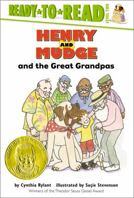 Henry and Mudge and the Great Grandpas  image cover