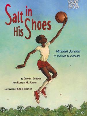 Salt in His Shoes : Michael Jordan In Pursuit of a Dream image cover