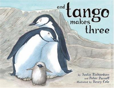 And Tango makes three image cover