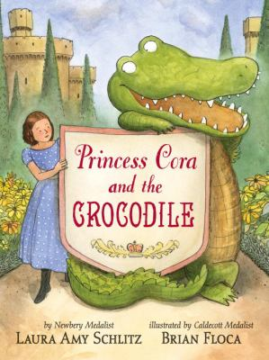 Cover image for Princess Cora and the crocodile
