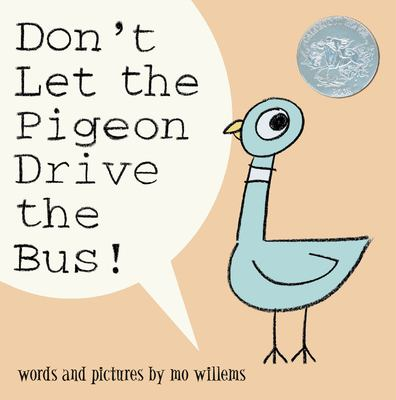 Don't Let the Pigeon Drive the Bus!  image cover