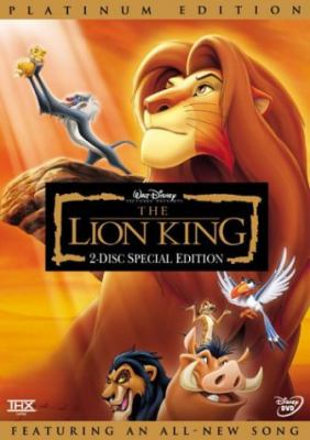 The Lion King  image cover