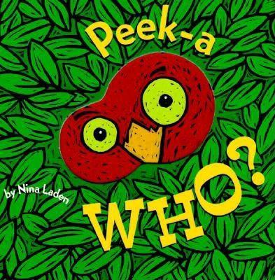 Peek-a Who? image cover