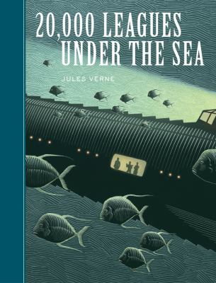 20,000 Leagues Under the Sea image cover