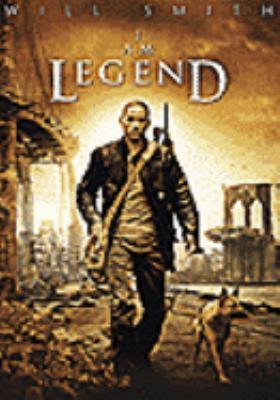 I Am Legend image cover