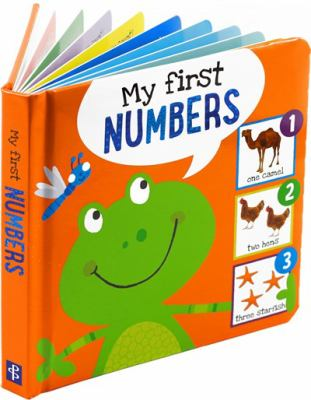 My First Numbers image cover