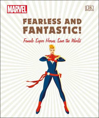 Fearless and Fantastic!: female super heroes save the world image cover