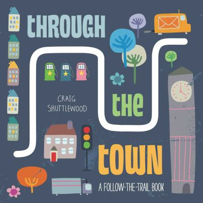 Through the Town image cover