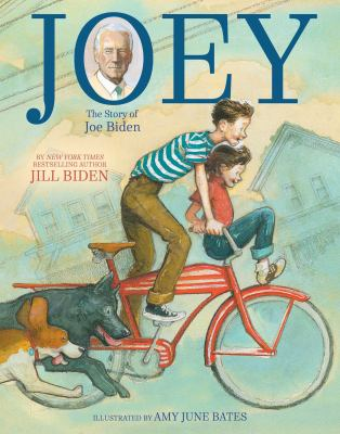 Joey: The Story of Joe Biden image cover