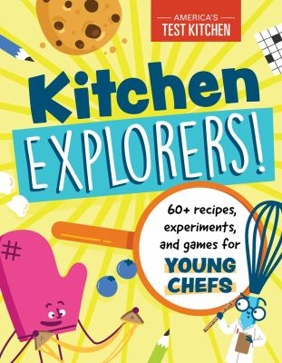 Kitchen explorers! image cover