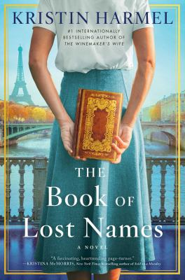 The Book of Lost Names image cover