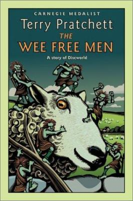 The Wee Free Men  image cover