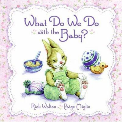 What Do We Do With the Baby?  image cover
