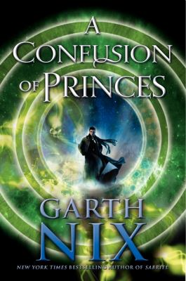 A Confusion of Princes  image cover