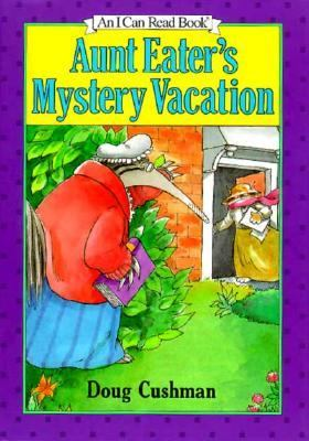 Aunt Eater's mystery vacation image cover