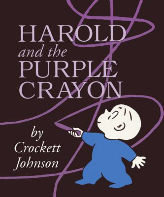 Harold and the purple crayon image cover