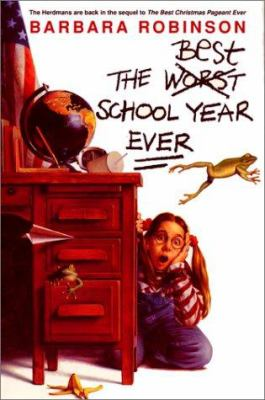 The Best School Year Ever image cover