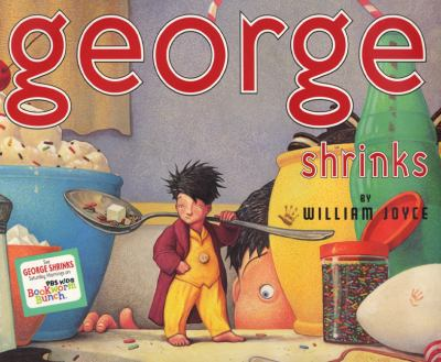 George shrinks image cover