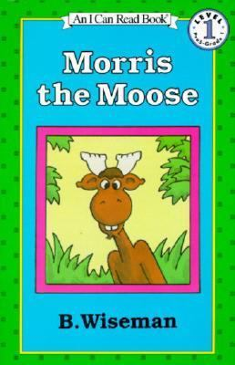 Morris the moose image cover
