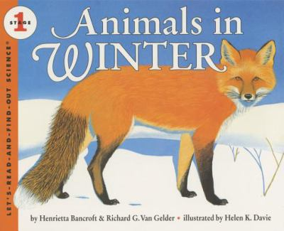 Animals in winter image cover