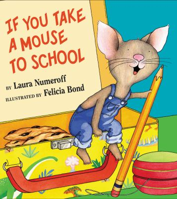 If You Take a Mouse to School  image cover