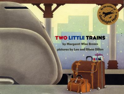 Two Little Trains image cover