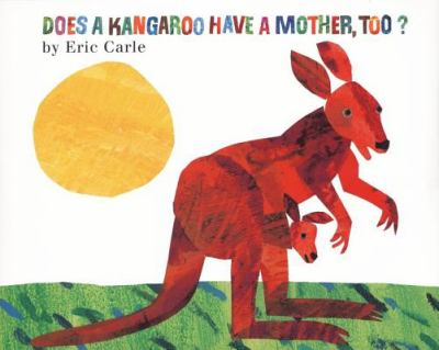 Does a kangaroo have a mother, too? image cover