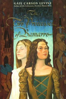 The Two Princesses of Bamarre  image cover
