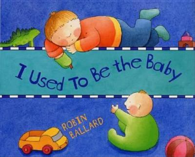 I Used to Be the Baby  image cover