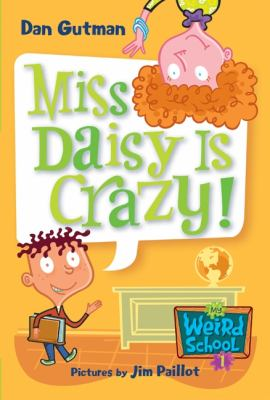 Miss Daisy Is Crazy!  cover