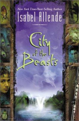 City of the Beasts  image cover