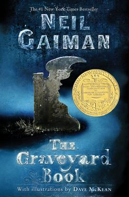 The Graveyard Book image cover