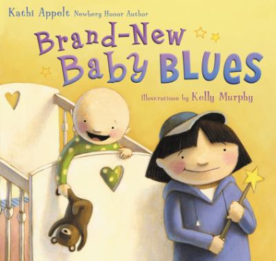 Brand-New Baby Blues  image cover