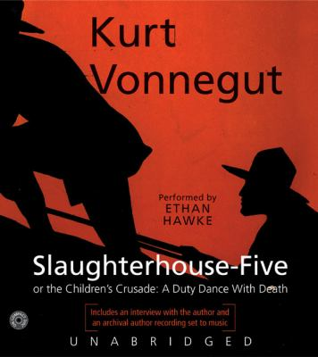 Slaughterhouse-Five  (read by Ethan Hawke) image cover